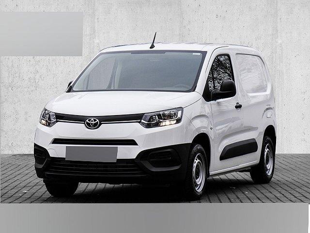 Toyota Proace - CITY Duty 1.5d 3-türig Comfort Paket