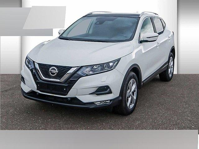 Nissan Qashqai - 1.3 DIG-T 140PS ACENTA Navi Winterpaket