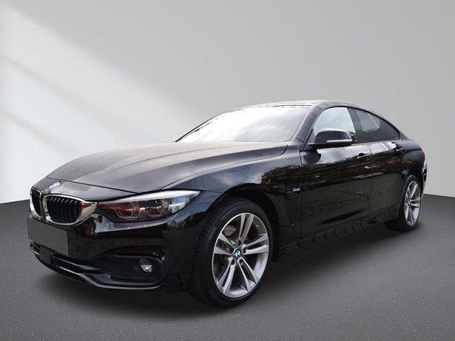 BMW 4er - 420d xDrive Gran Coupe Sport Line Sport-Aut. Navi LED Head-Up Innovationspaket Kamera ACC Surround View