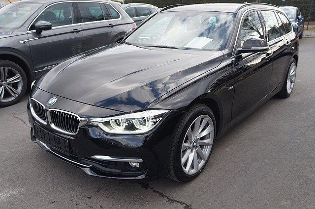 BMW 3er Touring - 318 i Luxury Line*Individual*