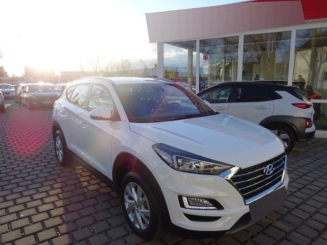Hyundai Tucson - 1.6 CRDi 136PS (+48V) Trend +NAVI+KLIMA+SITZHEIZUNG+RÜCKFAHRKAMERA+PDC+DAB+LICHTSENSOR