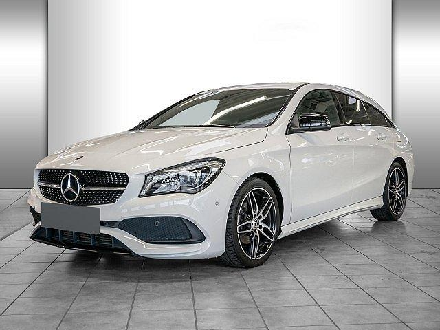 Mercedes-Benz CLA Shooting Brake - 180 SB AMG Line PTS NAVI LED 1,99 EFF* EU6