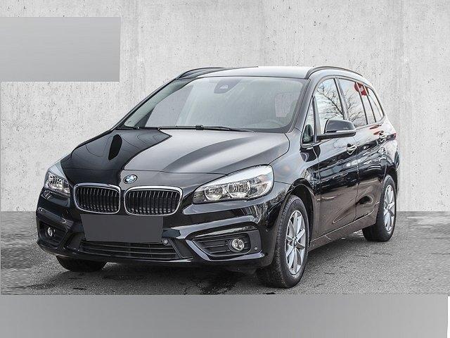 BMW 2er Gran Tourer - 216 Navi PDCv+h LED-Tagfahrlicht Multif.Lenkrad RDC Klimaautom SHZ Temp PDC