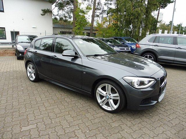 BMW 1er - 120d *M-SPORTPAKET*/SHZ/XENON/18 ZOLL/*AHK*