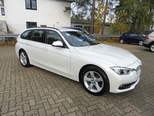 BMW 3er - 320d touring*xDRIVE*STEPTR*LUXURY LINE*/UPE:67