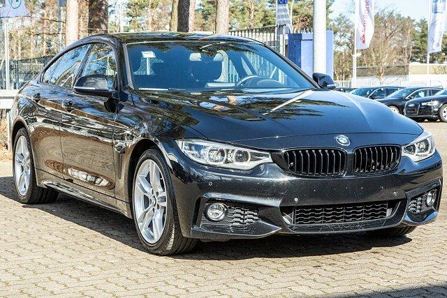 BMW 4er Gran Coupé - 420 *M-SPORT*STEPTR*KAM/NAV/LED/UPE54