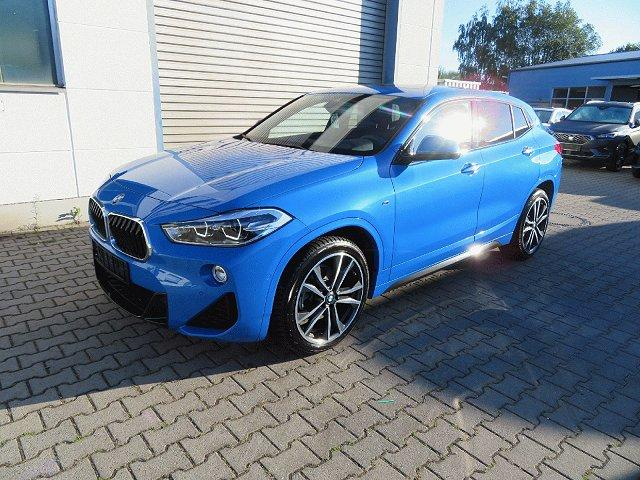 BMW X2 - sDrive18i M Sport*Navi*LED*19 Zoll*Pano