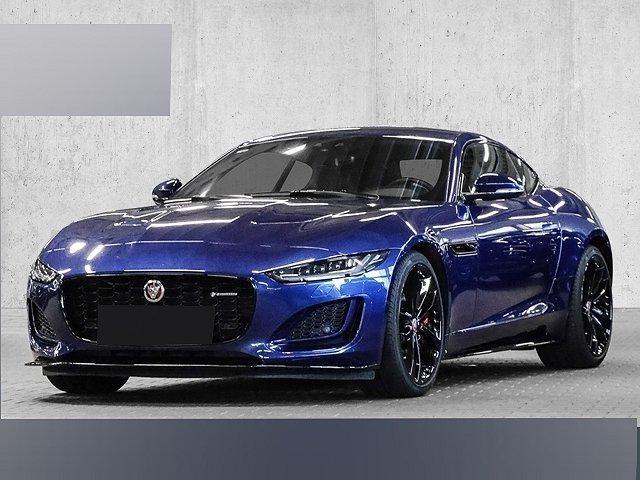 Jaguar F-Type - Coupe R-Dynamic P450 EU6d Leder LED Navi Keyless e-Sitze ACC Rückfahrkam. Fernlichtass.