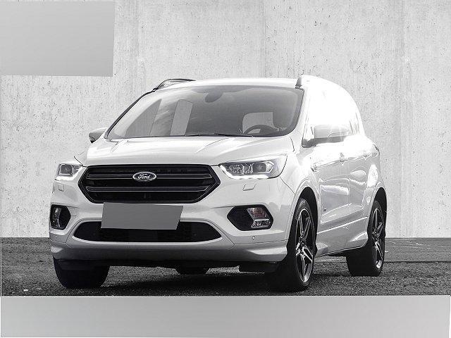 Ford Kuga - ST-Line 2.0 TDCi Navi Keyless Parklenkass. Rückfahrkam. Allrad AHK-klappbar El. Heckklappe