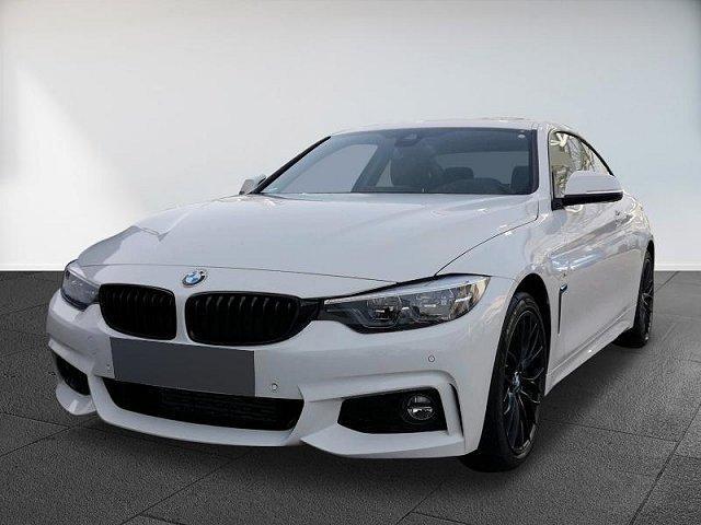 BMW 4er - 420d Coupé M-Sport Business Innovation Glasdach