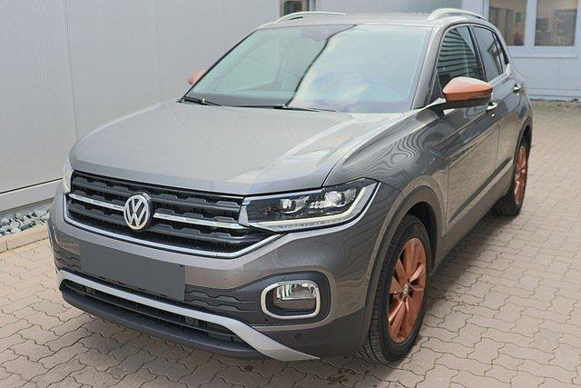 Volkswagen T-Cross - 1.5 TSI DSG Style Navi,AHK,LM17,Active Inf