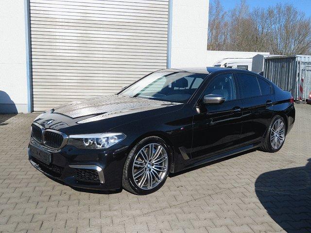 BMW 5er - M550 i xDrive*Navi Prof*HeadUp*Glasdach*