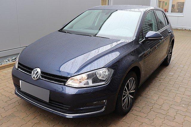 Volkswagen Golf - VII 1.4 TSI DSG Allstar Klimaautomatik,LM16Si