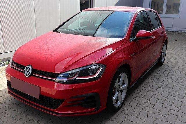 Volkswagen Golf - VII 2.0 TSI DSG GTI Navi,LED,Active Info,Kame