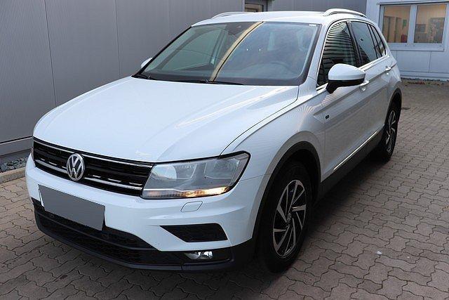 Volkswagen Tiguan - 2.0 TDI Join AHK,Navi,LM17