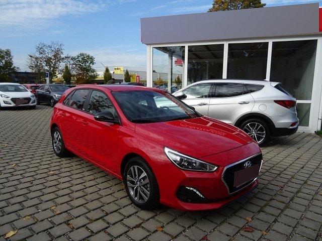 Hyundai i30 - 1.4 T-GDi Sonderedition YES! +NAVI+RÜCKFAHRKAMERA+KLIMA+TEMPOMAT+SHZ+PDC+LICHTSENSOR