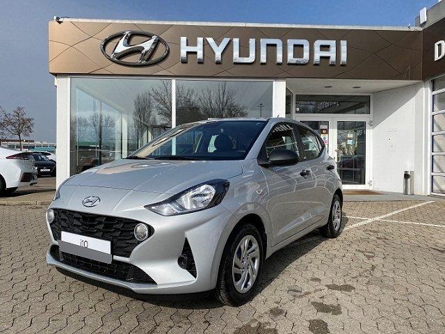 Hyundai i10 - Pure 1.0 EU6d-T TEMPO+NOTBREMS+ESP+ZV+LIMITER+UVM
