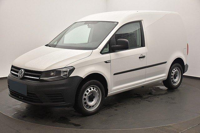 Volkswagen Caddy - Kasten 2.0 TDI Basis NF ZV-Fern/Radio/Clima/