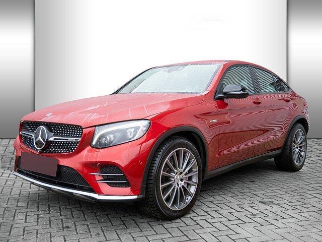Mercedes-Benz GLC AMG - 43 4M Coupe AHK Standhz. Distronic+ 360°