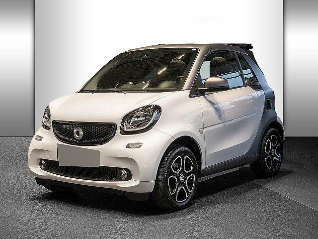 Smart fortwo cabrio - passion 52kw KLIMA SHZ NAVI EU6