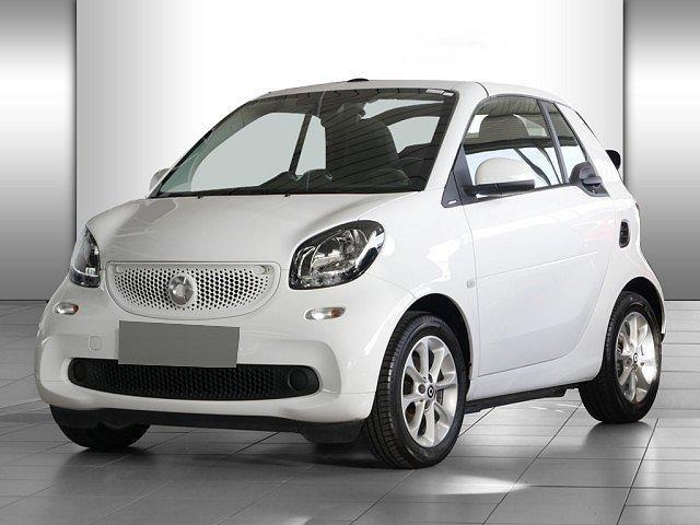 Smart fortwo cabrio - 52 kW passion CoolAudio SHZ Klima