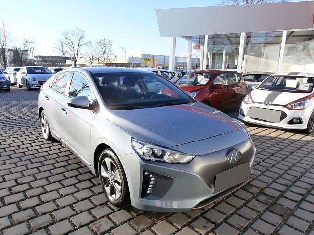 Hyundai IONIQ - Style Elektro +NAVI+KEYLESS+RÜCKFAHRKAMERA+TEMPOMAT+SHZ+XENON+BLUETOOTH+PDC