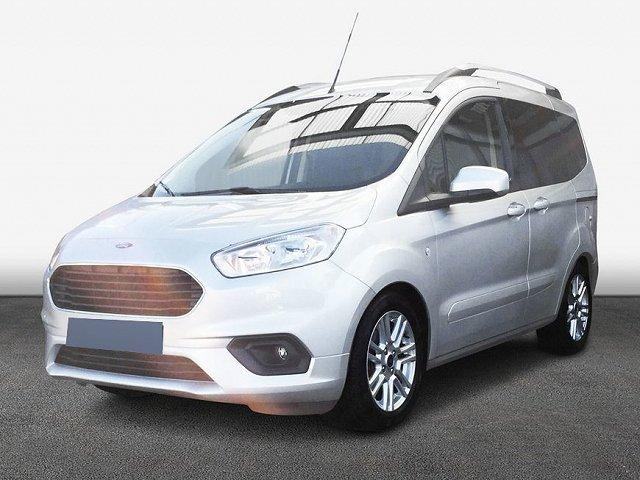 Ford Tourneo Courier - 1.5 TDCi Titanium Wi-Pa Navi PDC h.