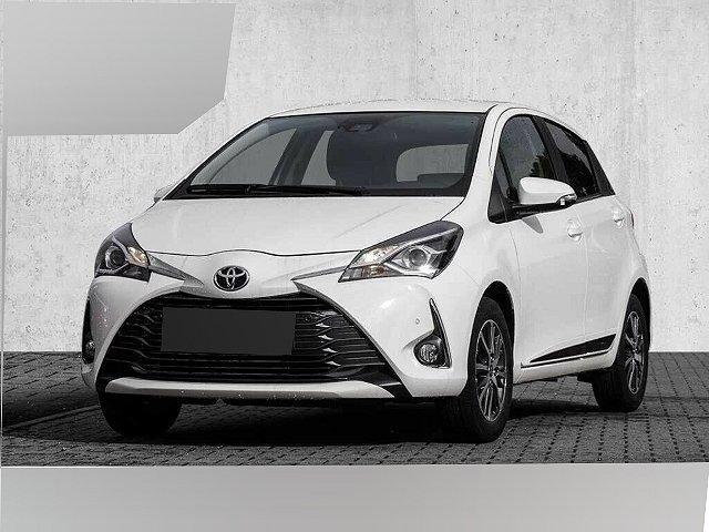 Toyota Yaris - 1.5 VVT-i Y20 Team D Einparkhilfe Apple Ca
