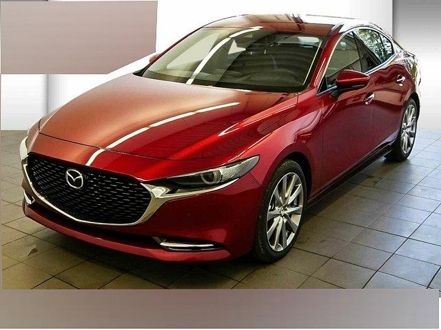 Mazda Mazda3 5-Türer - 3 FB SKYACTIV-X 2.0 M Hybrid 6AG SELECTION DES-P ACT-P BOSE LEDER