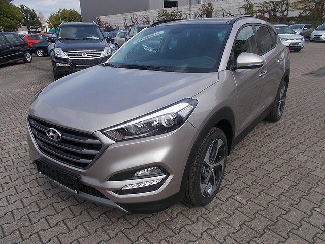 Hyundai Tucson - 1.6 T Aut, Style, Alu 19