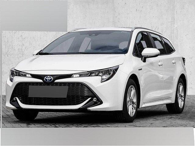 Toyota Corolla Touring Sports - 1.8 Hybrid Comfort LED Navi ACC Rückfahrkam. Fernlichtass. LED-Tagfahrlicht