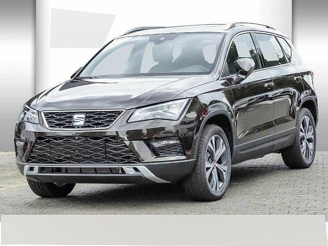 Seat Ateca - 2.0 TDI 4Drive DSG XCELLENCE Navi ACC Beats LED Dyn. Kurvenlicht Parklenkass. Allrad