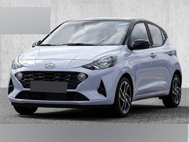 Hyundai i10 - 1.0 Trend Navi 16 Komfort DAB Sitzheizung P