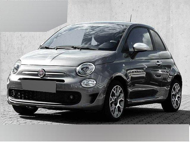Fiat 500 - Hybrid Serie 8 Rockstar - Klimaautomatik, G