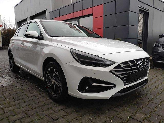 Hyundai i30 - Mildhybrid 159 PS*Keyless*Teilleder*LED*Uvm!