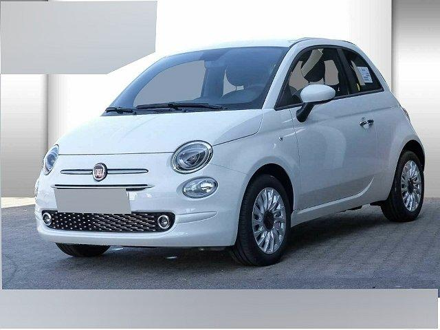 Fiat 500 - Hybrid Serie 8 - Navi, City Paket, Klimaanla LED-Tagfahrlicht Multif.Lenkrad RDC Klima