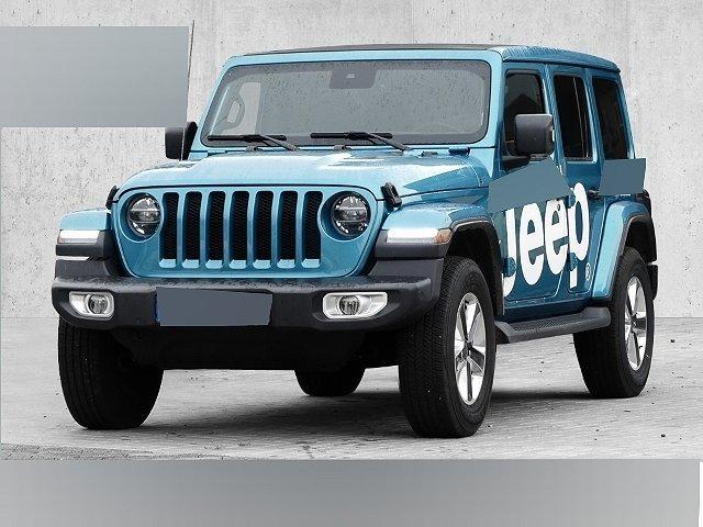 Jeep Wrangler - JL MY19 Sahara Unlimited 2.2l CRDI Wran