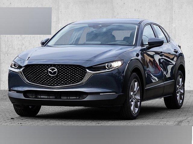 Mazda CX-30 - Aut. SELECTION Act-P Leder LED Navi HUD Fernlichtass. El. Heckklappe