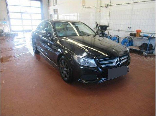 Mercedes-Benz C-Klasse - C 200 Avantgarde LED Navi Totw.-Ass. SHZ Einpark