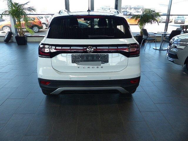 Volkswagen T-Cross - 1.0TSI Style LED Sitz. PDC v+h Navifunktion über App Conect Lane Assist 18