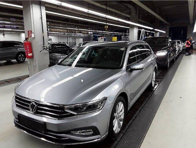 Volkswagen Passat Alltrack - Variant 2.0 TDI DSG Elegance Navi 17 Zoll A