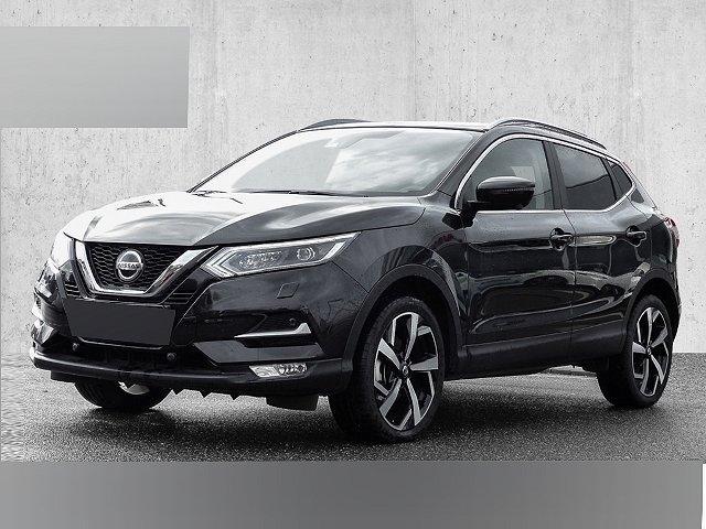 Nissan Qashqai - 1.3 DIG-T TEKNA BFS Navi RFK