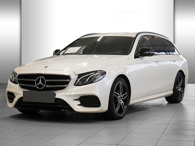 Mercedes-Benz E-Klasse - E 200 T AMG Line Night Totw. Business 19