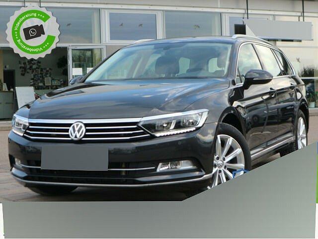 Volkswagen Passat Variant - 2.0 TDI HIGHLINE NAVI+LED+KAMERA+