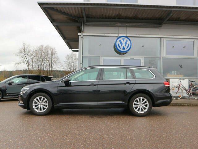 Volkswagen Passat Variant - 2.0 TDI COMFORTLINE SIDE-ASSIST+N