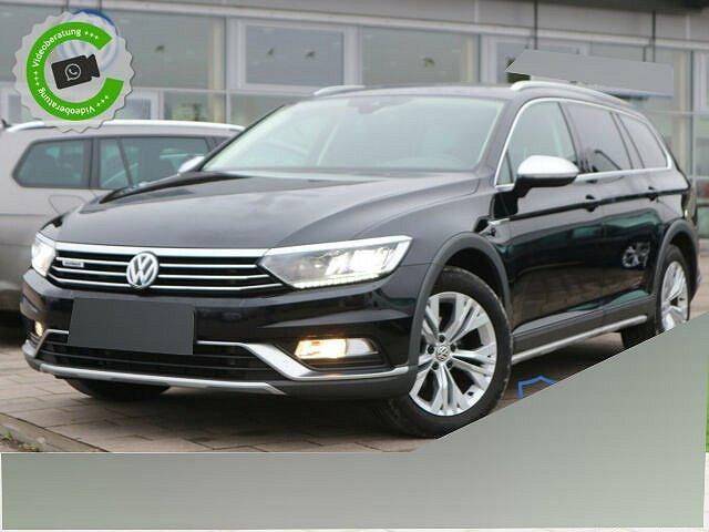 Volkswagen Passat Alltrack - 2.0 TDI DSG 4-MOTION NAVI+LED+AH