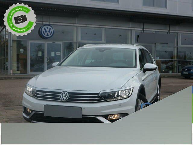 Volkswagen Passat Alltrack - 2.0 TDI DSG 4-MOTION LEDER+NAVI+