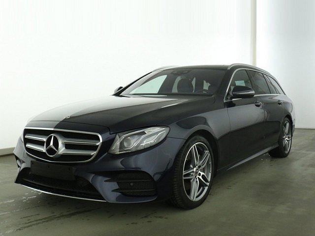 Mercedes-Benz E-Klasse - E 300 d T AMG Sport AHK LED Navi SHD Kamera Totw