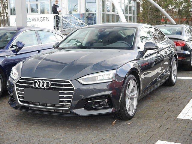 Audi A5 Sportback - g-tron S tronic Design LED AHK Navi D