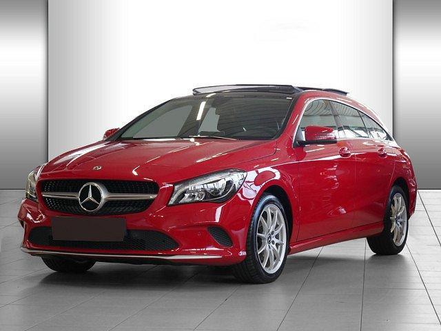 Mercedes-Benz CLA Shooting Brake - 220 SB d LED Pano Navi Sounds. SHZ Einpa EU6